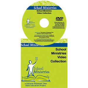 School Ministries Video Collection: Three-part DVD